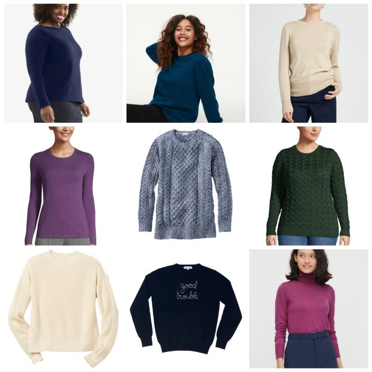 highest quality sweaters in classic styles