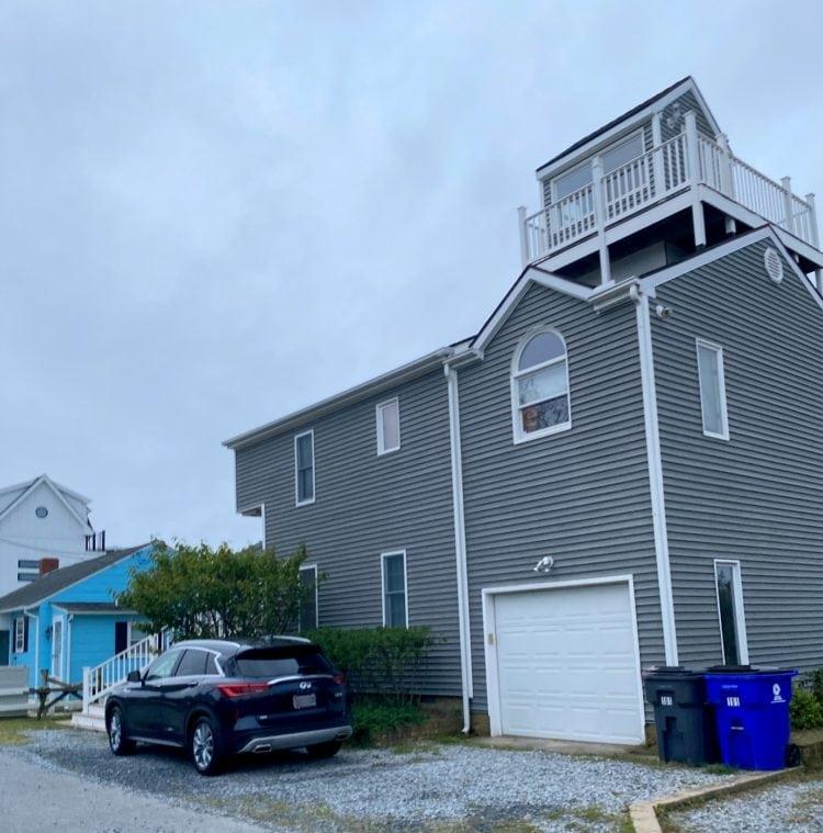 renting an airbnb dewey beach experience