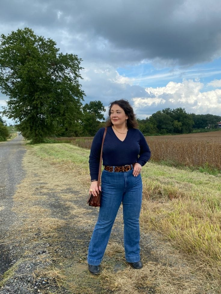 talbots jeans for petites
