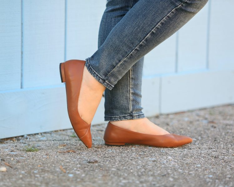 ally shoes flats review honest