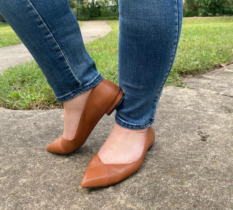 ally shoes forever flats review honest