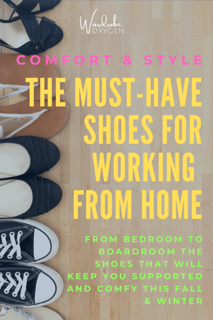 best shoes for working from home