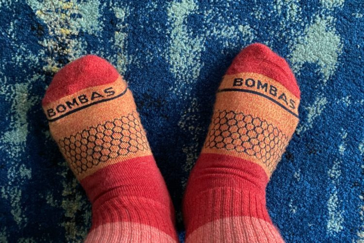 bombas sock review