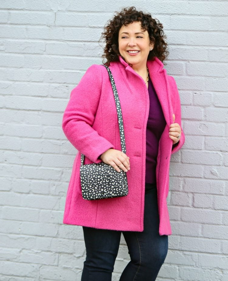 dagne dover epic crossbody review by Wardrobe Oxygen