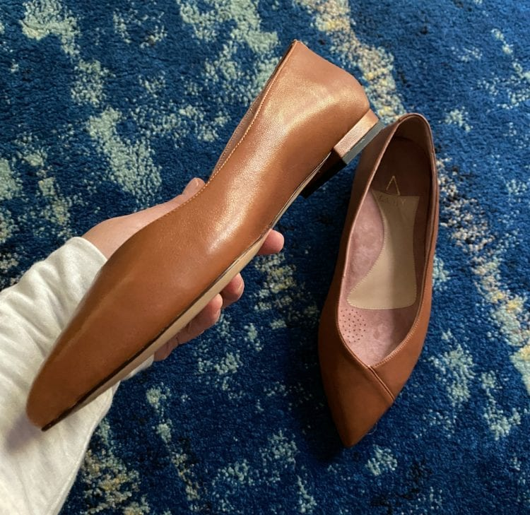 honest ally shoes flats review