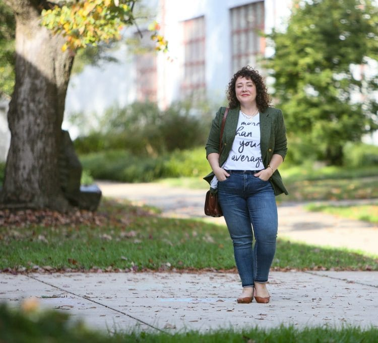 universal standard seine jeans review