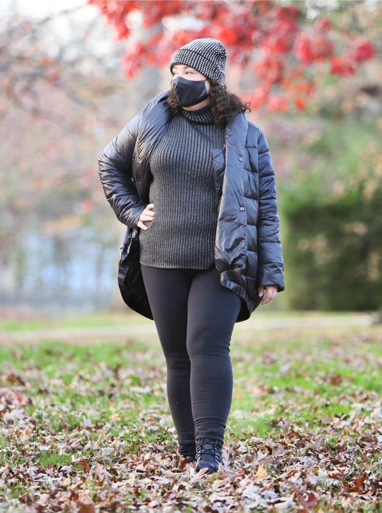 chicos coolmax turtleneck review