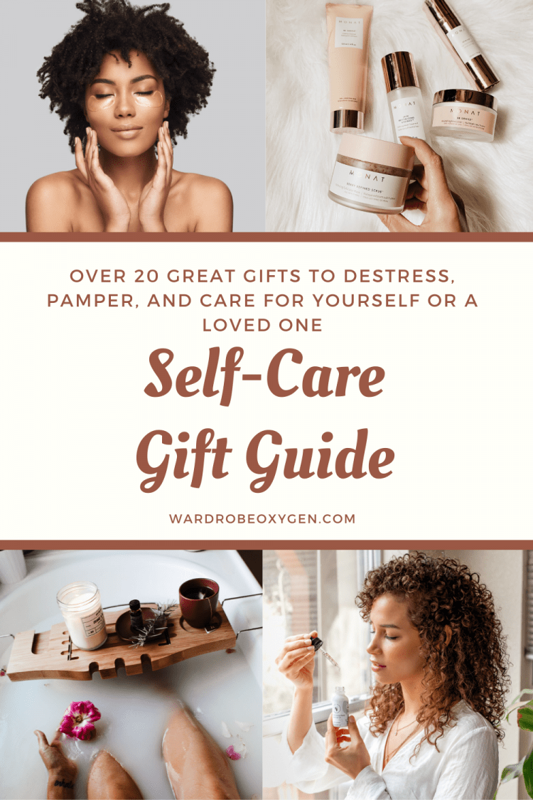 self care gift guide for women