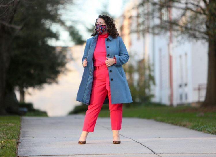 talbots wool lady coat review