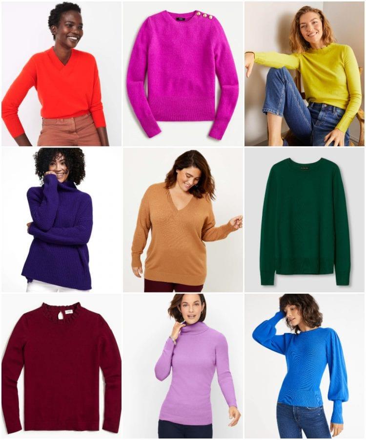 best zoom sweaters