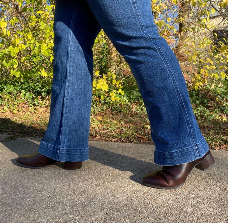 vionic kamryn ankle bootie