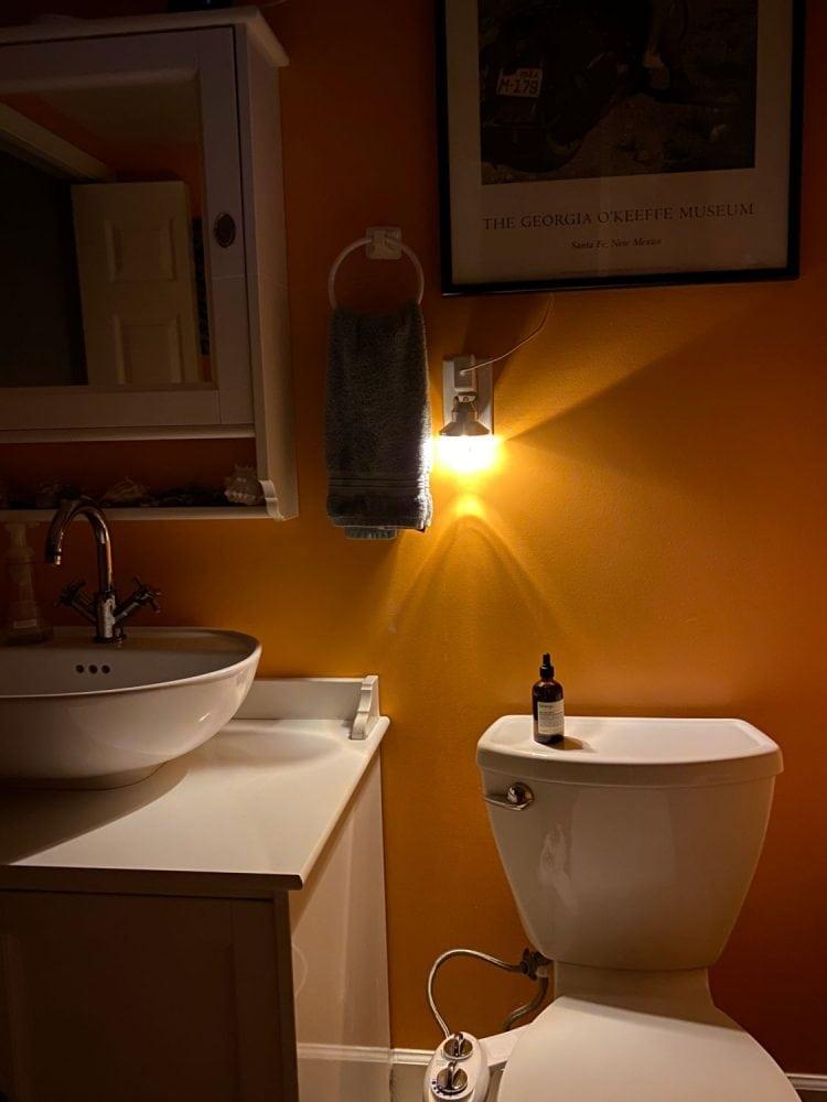 GE LED night light