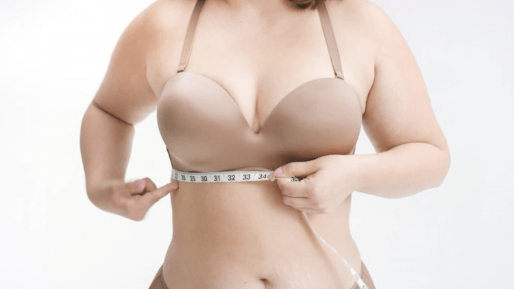 bra fitting during covid