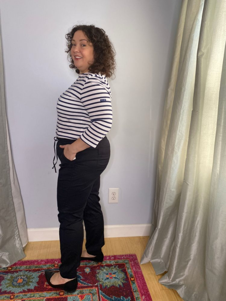 daily ritual tencel joggers petite review