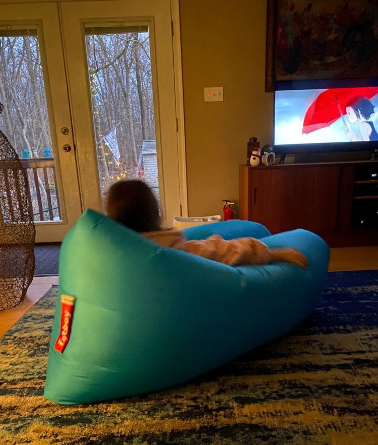 fatboy inflatable lounger review