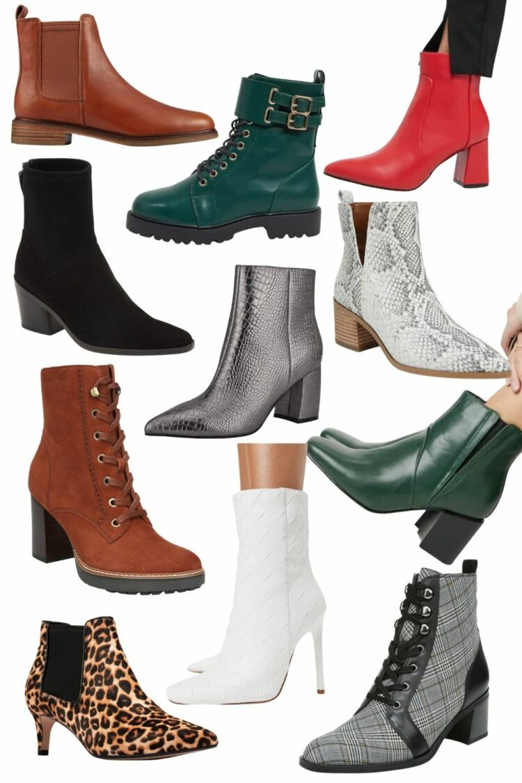 stylish wide width boots 1