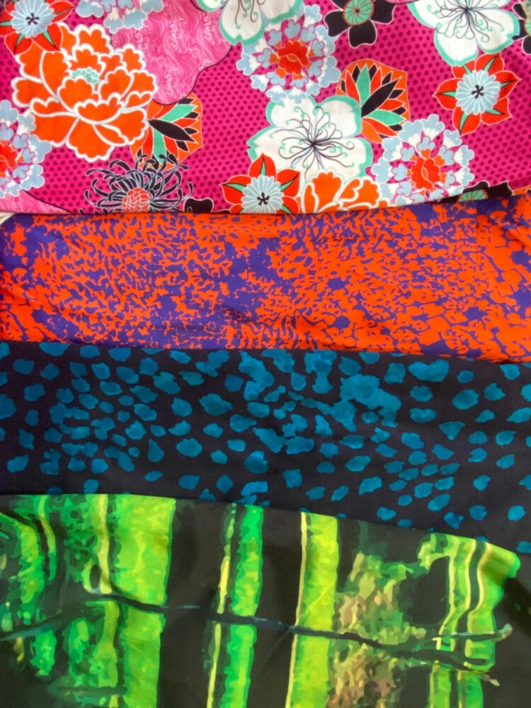 the kit nyc fabric