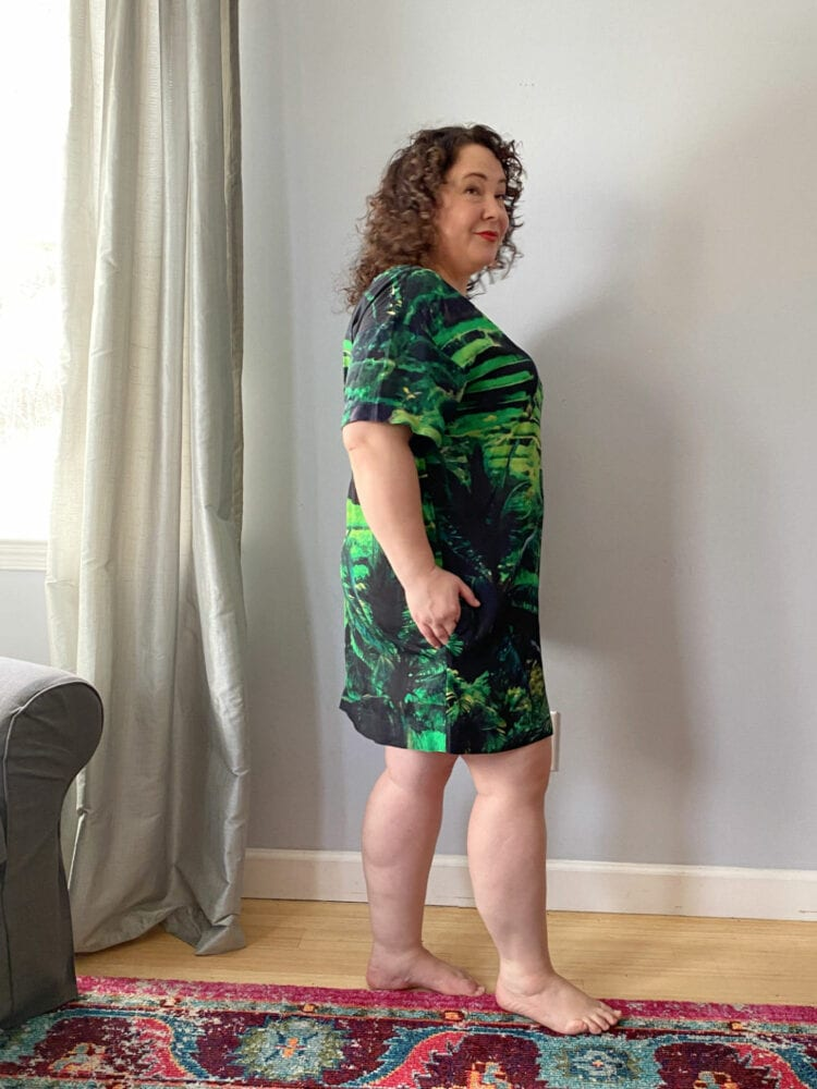 the kit nyc kyle dress review