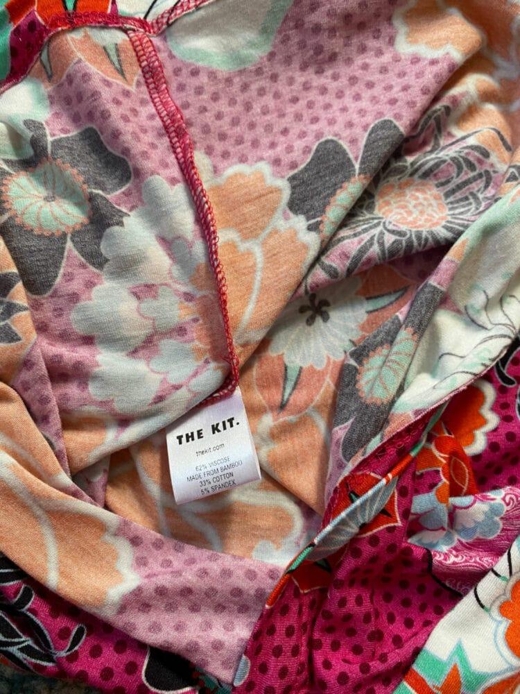 the kit turtleneck fabric