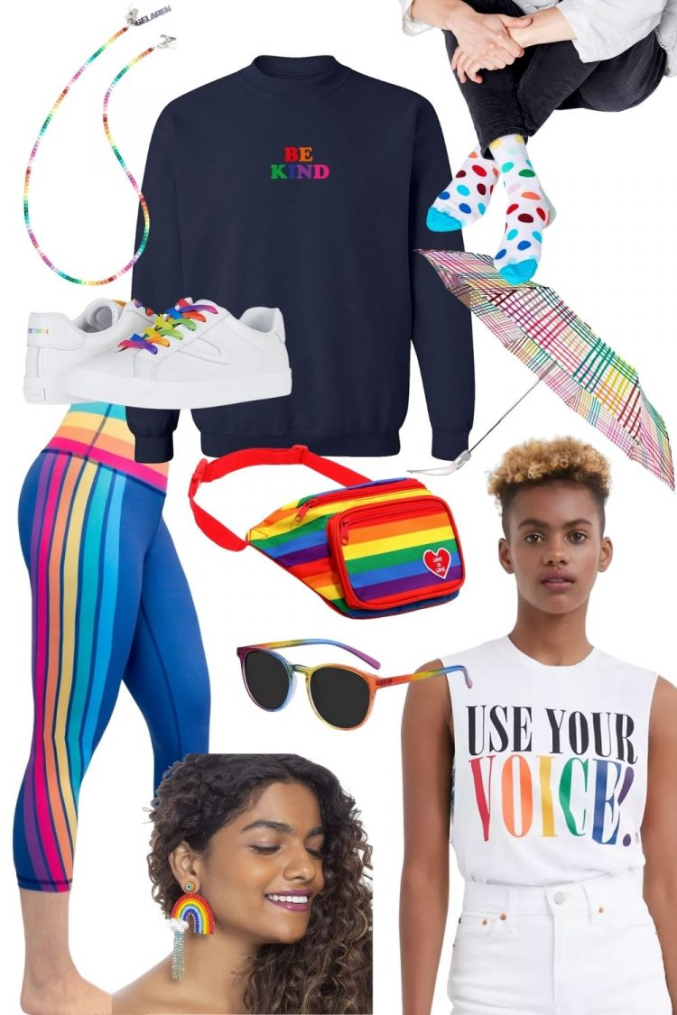 where to shop for pride fashion that gives back