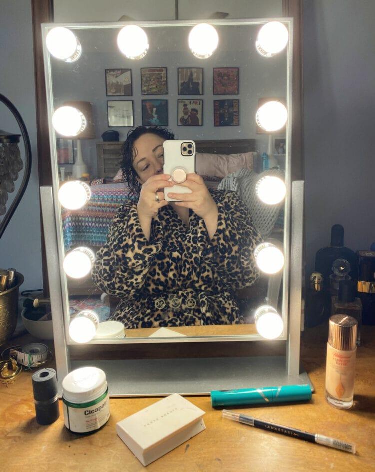 best amazon makeup mirror