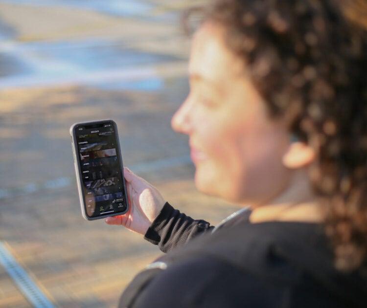 reviewing the jaybird headphones app