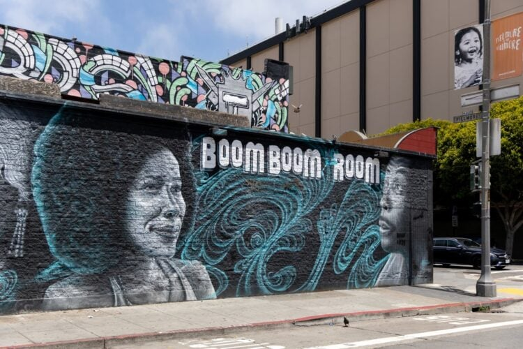kristine mays wire feathers boom boom broom san francisco