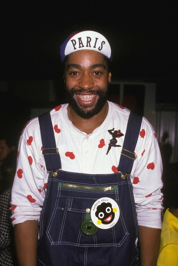 patrick kelly overalls