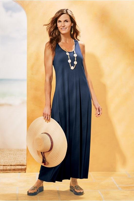 soft surroundings santiago dress