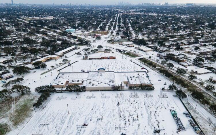 texas storm