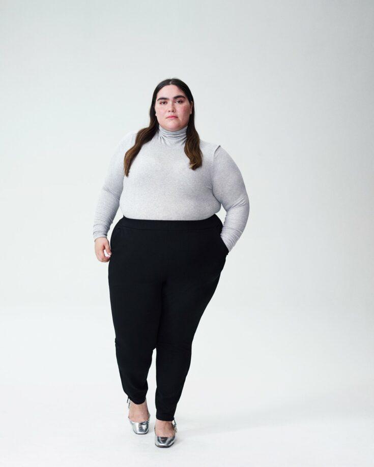 universal standard ponte legging