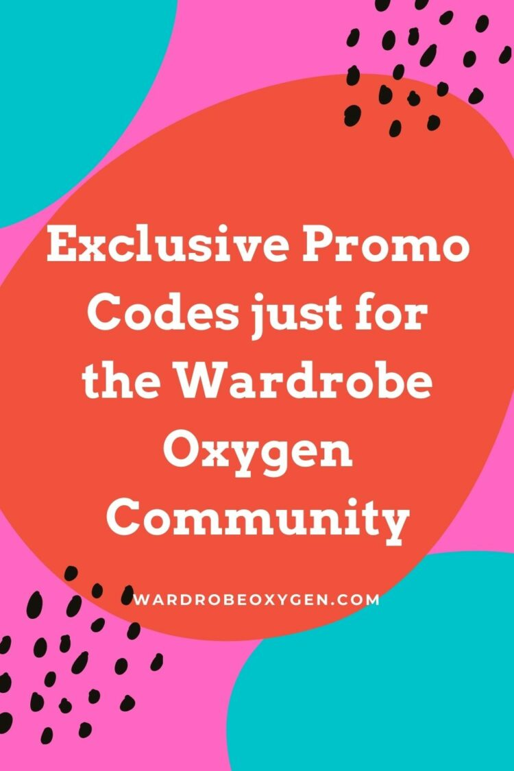 wardrobe oxygen promo code