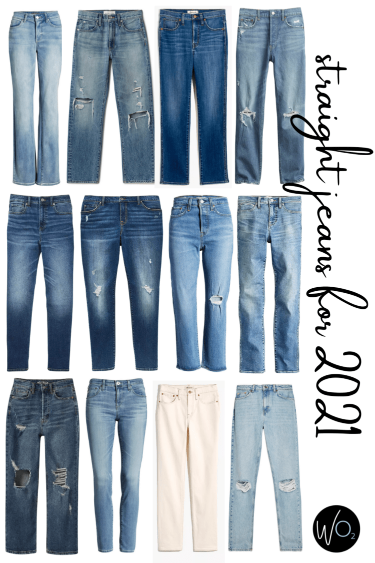 what jeans are in style 2021