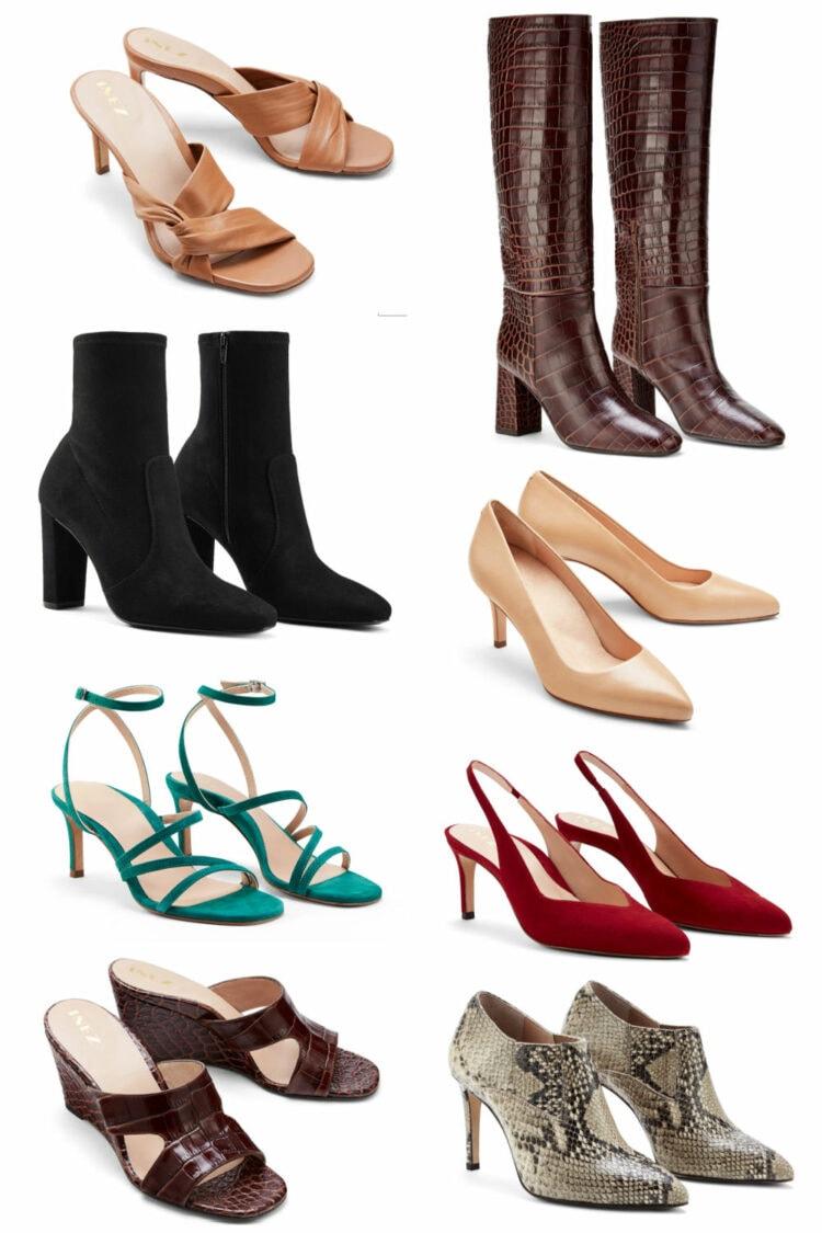INEZ shoe review