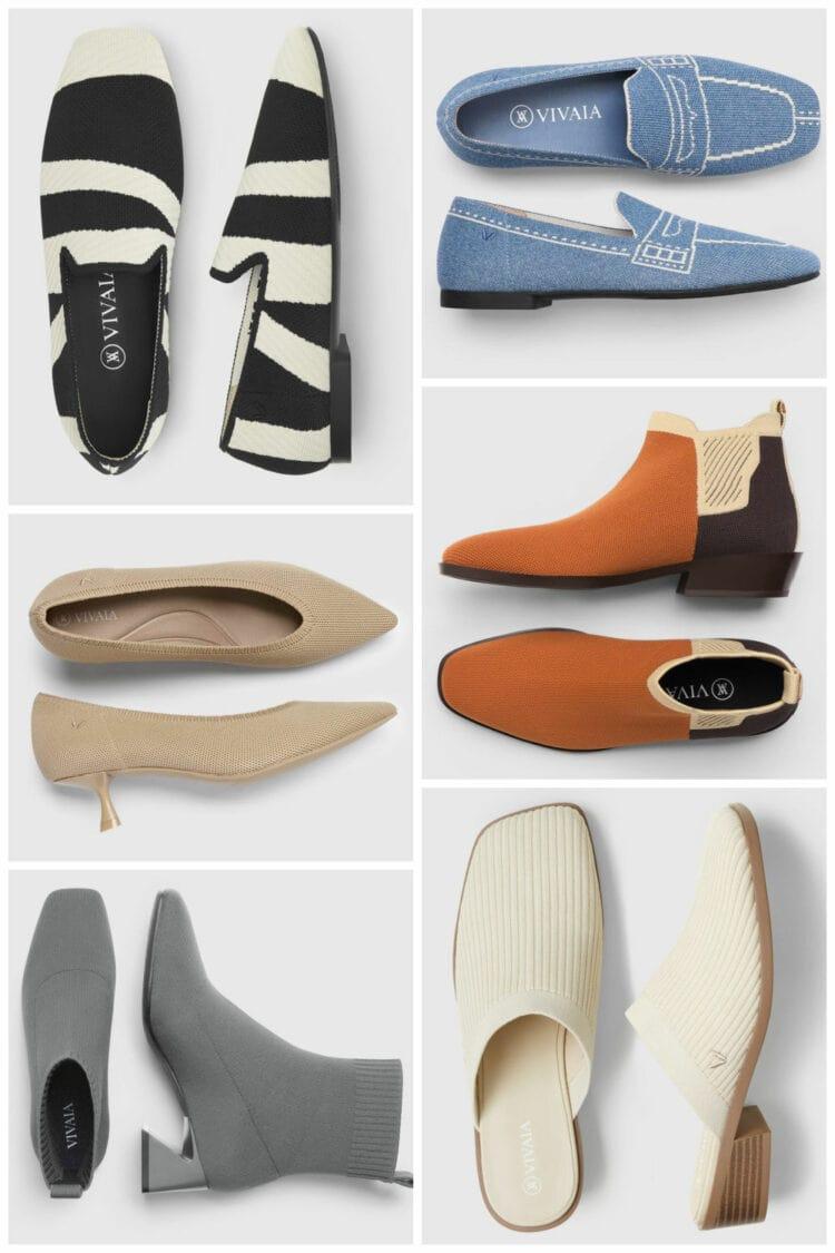 VIVAIA shoe review