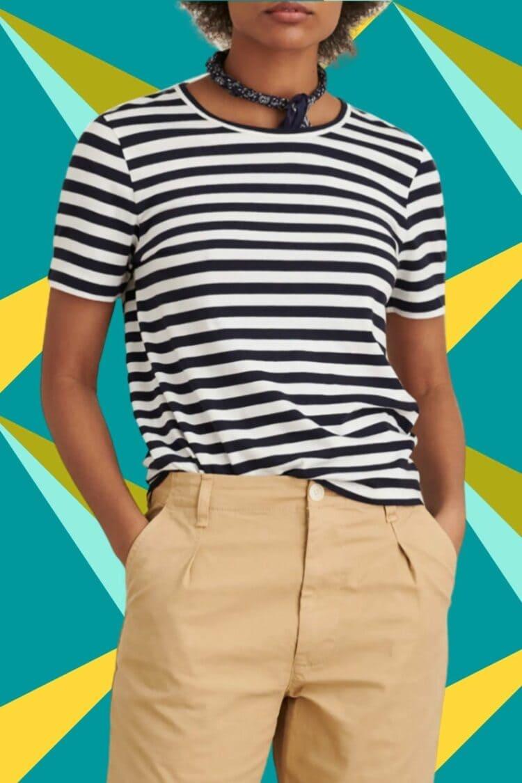alex mill t shirt review