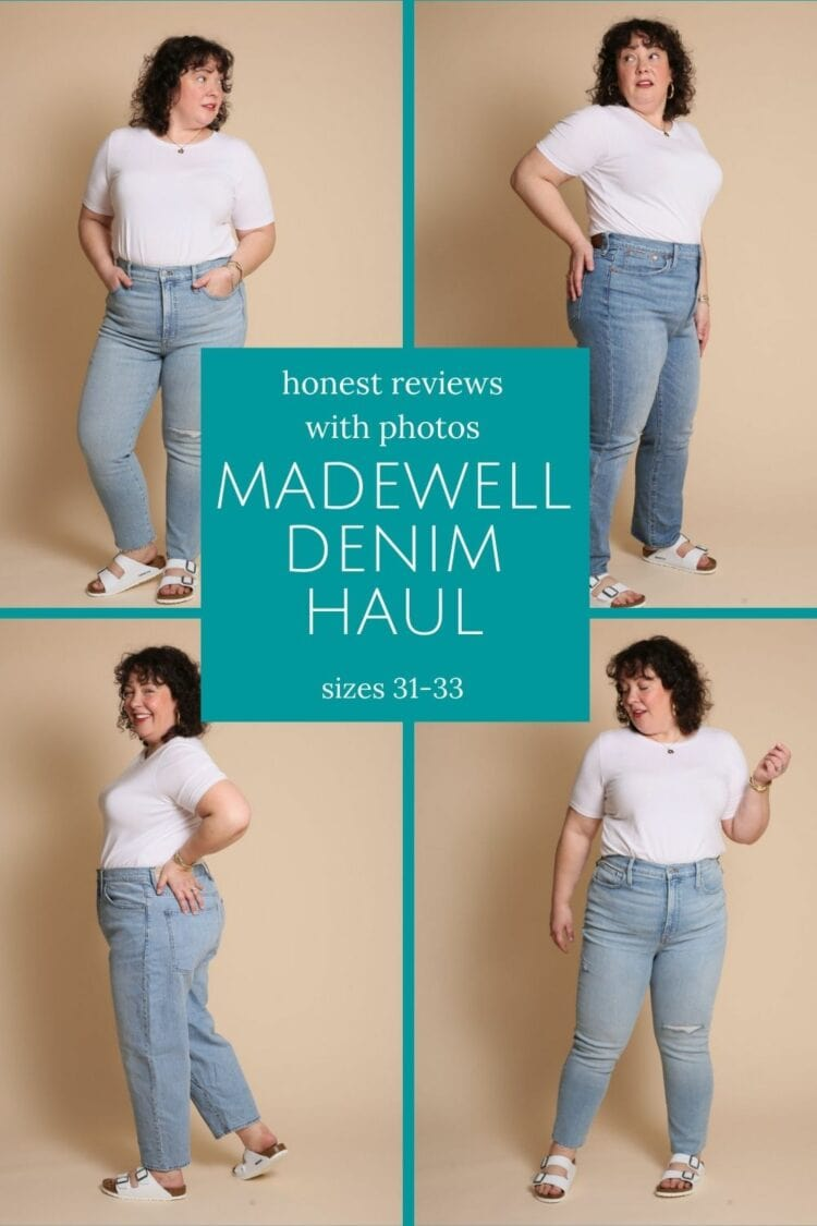 madewell denim review