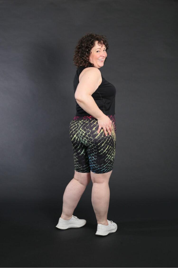 miani fitwear shorts peloton