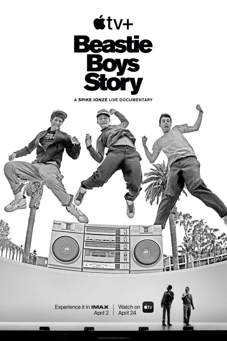 beastie boys story review
