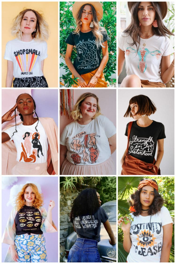 dazey LA t shirts