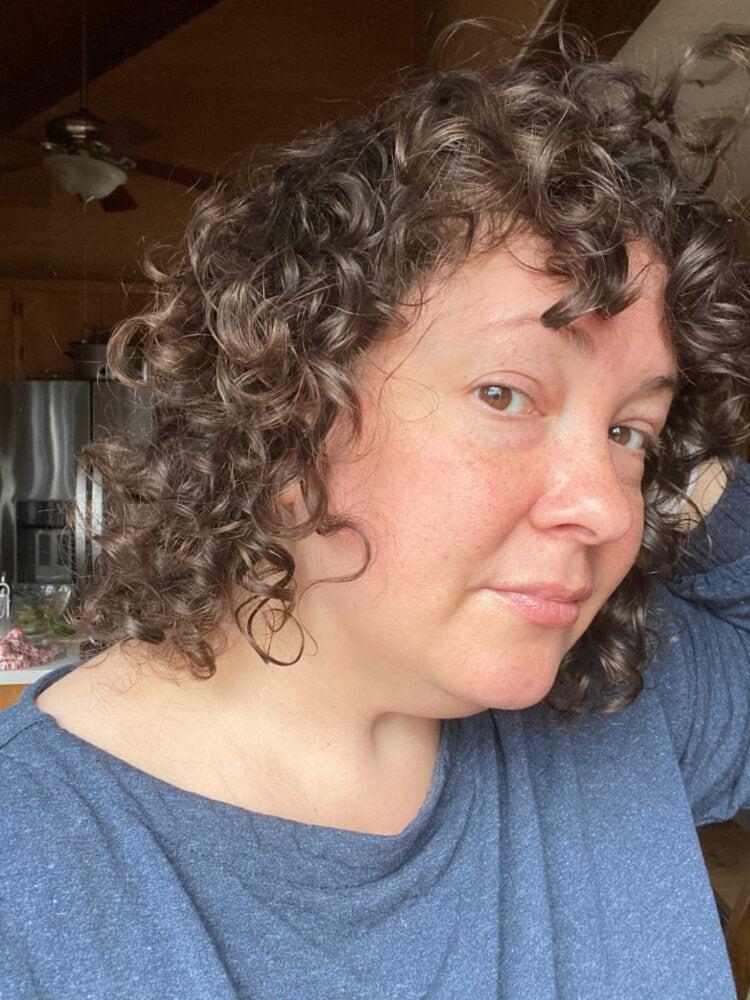 living proof curl defining gel review
