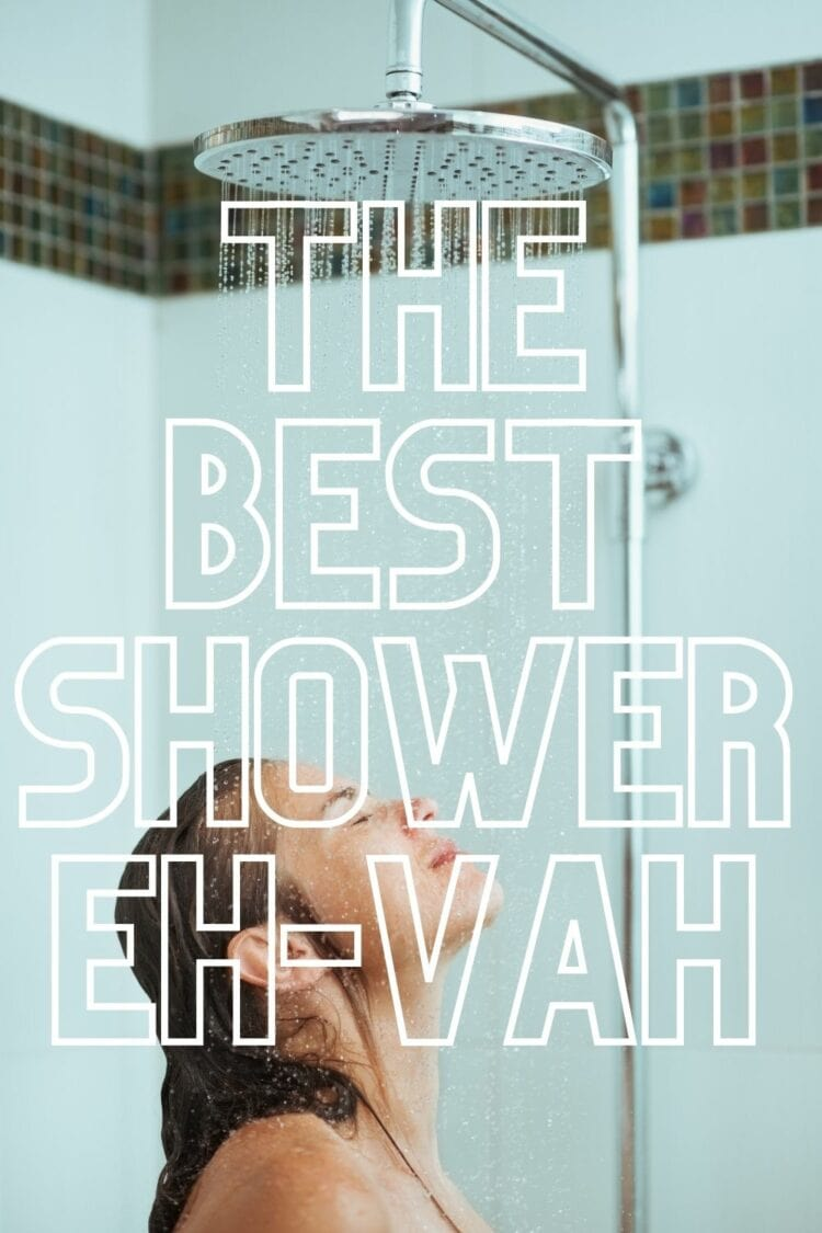 the best shower ever