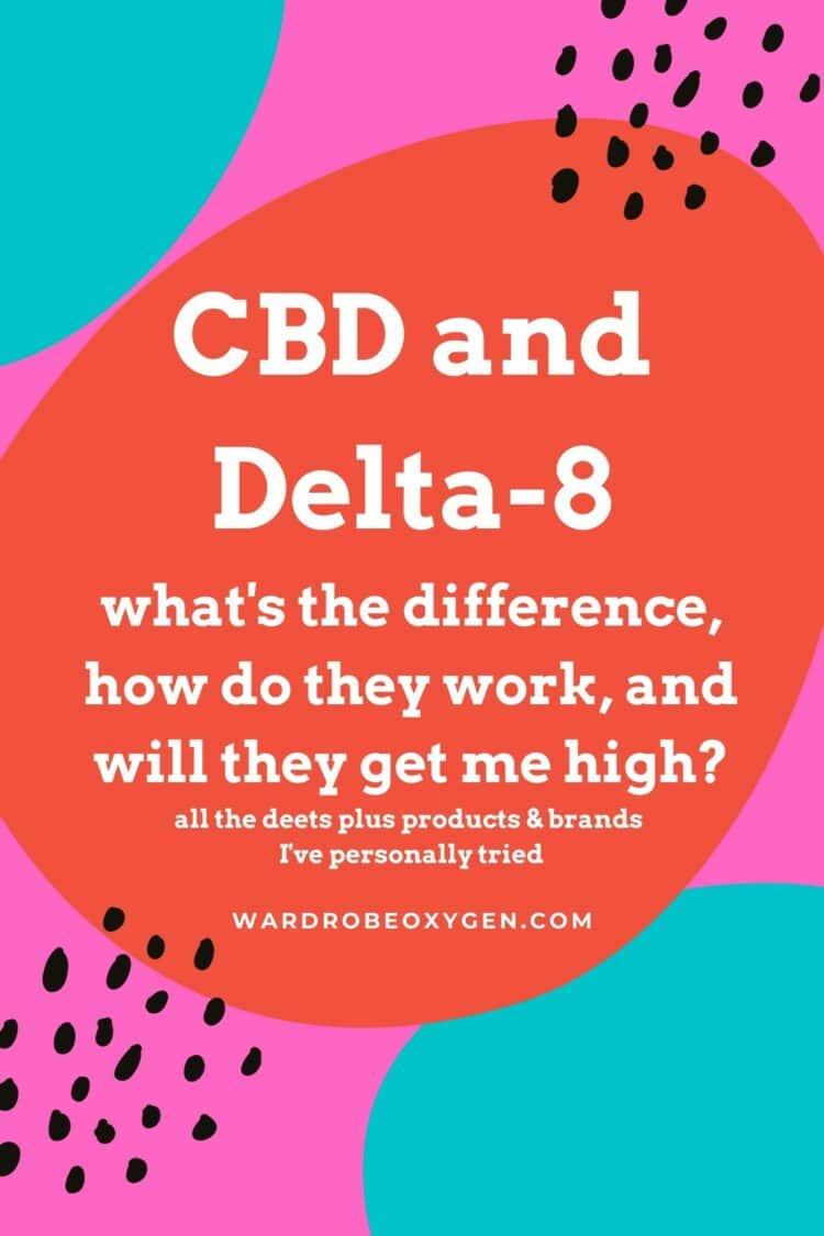 CBD and Delta 8 whats the difference where to buy
