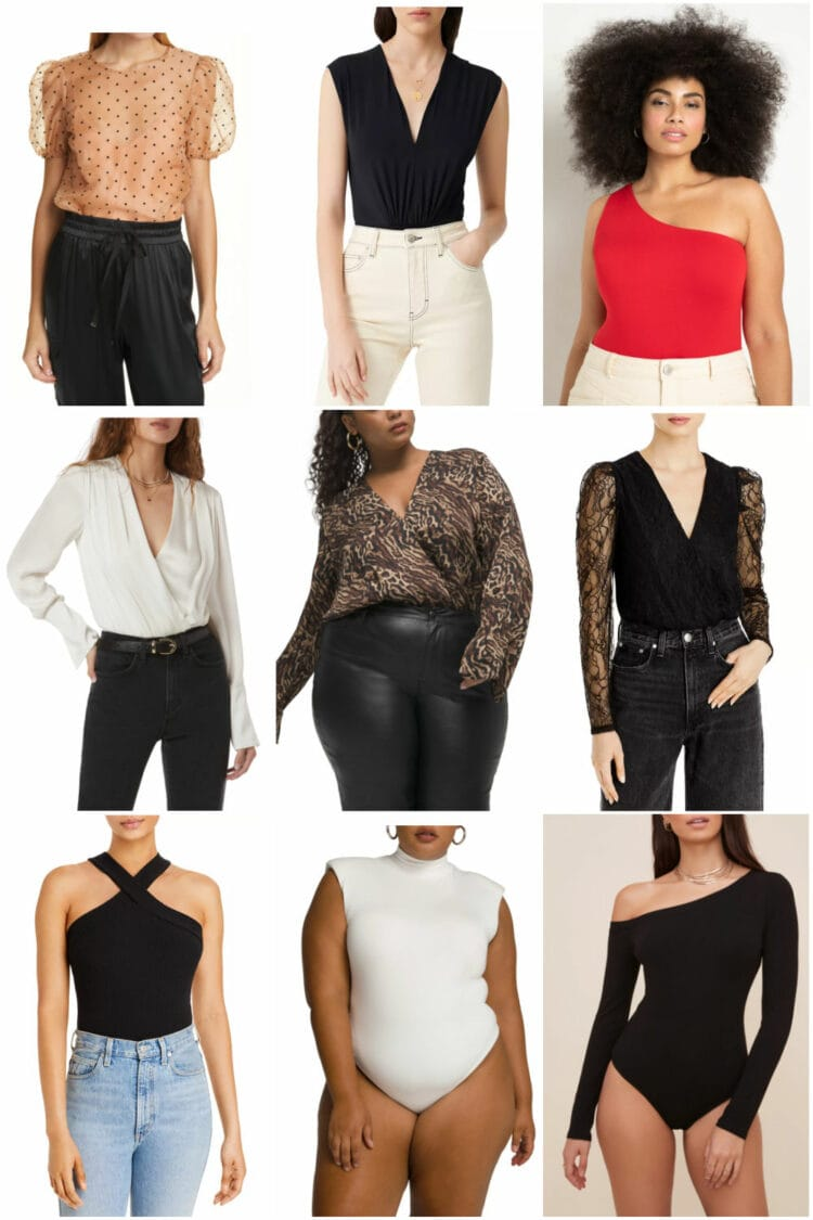 bodysuits gor going out tops