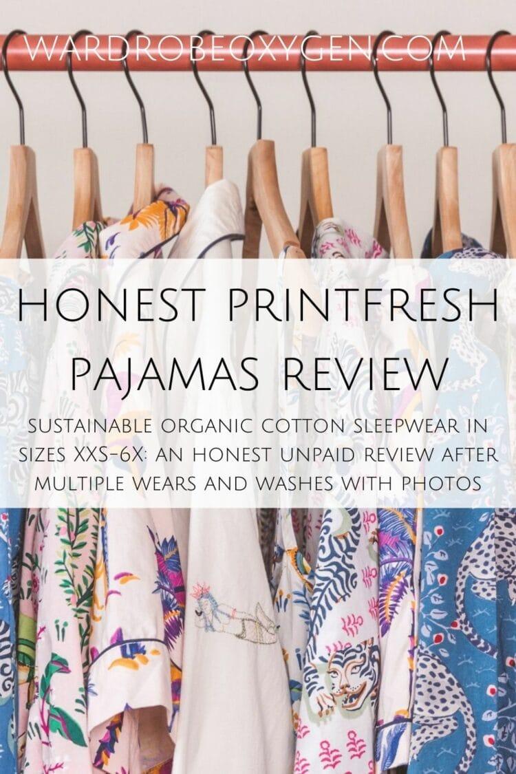 printfresh pajamas review