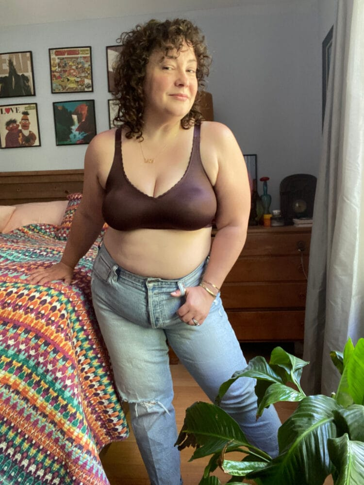 Ruby Ribbon Lace Demiette Review