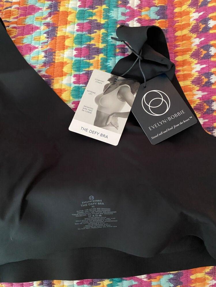Evelym and Bobbie bra review by Wardrobe Oxygen