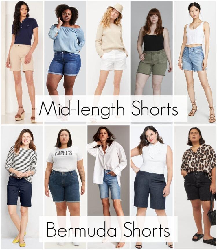 the best shorts for grown ass women