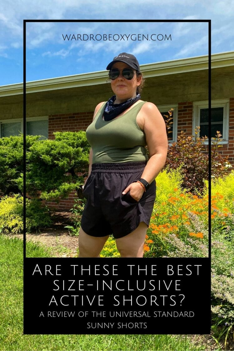 the best size inclusive active shorts review