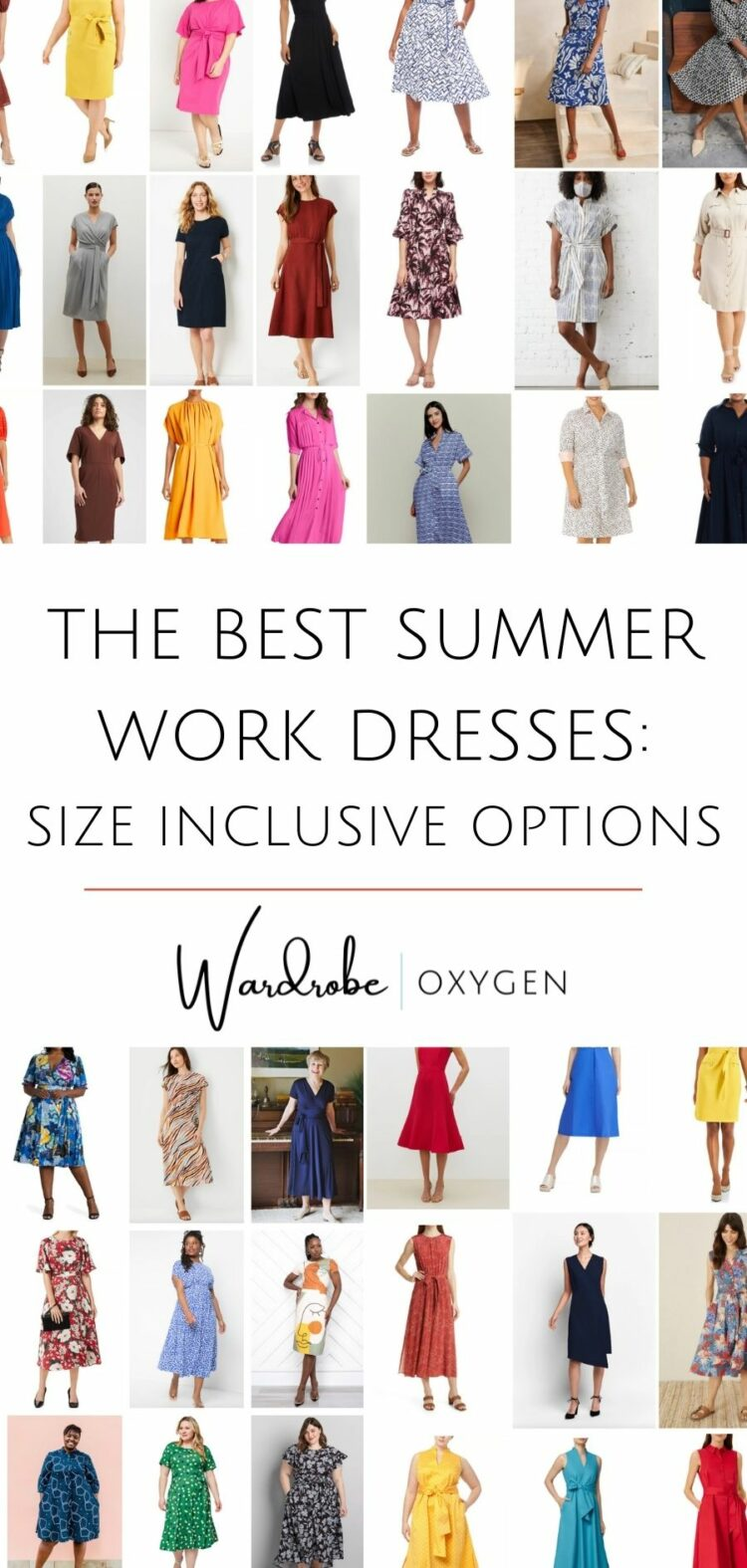 the best summer work dresses